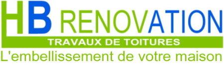 HB RENOVATION – Le spécialiste de la toiture à Villefranche-sur-Cher (41200) (Loir-et-Cher) Logo